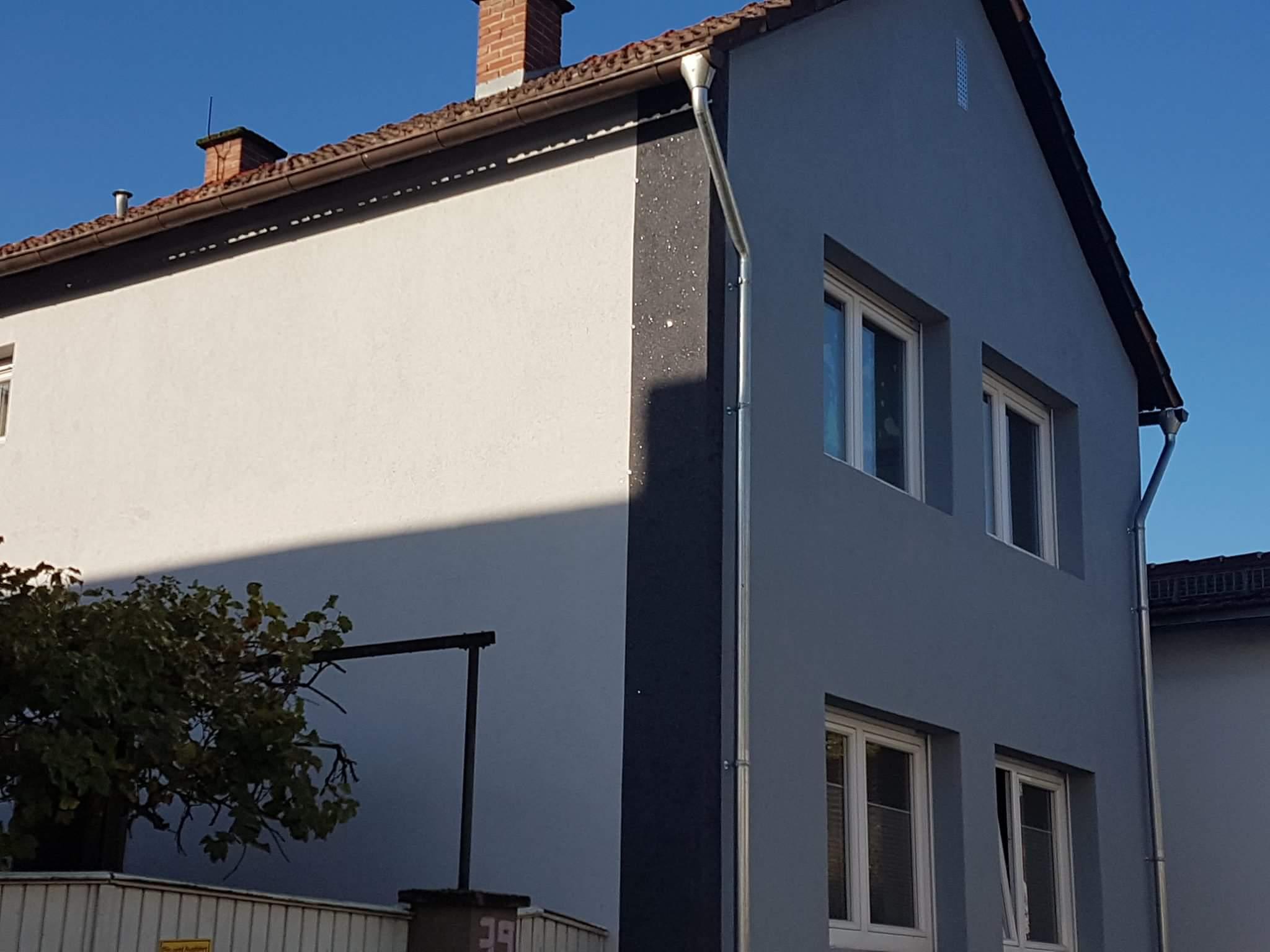 Erneuerung Außenfassade
